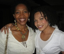 Rhonda and Tisha Campbell
